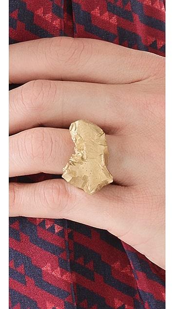 Maison Margiela Signet Rock Ring