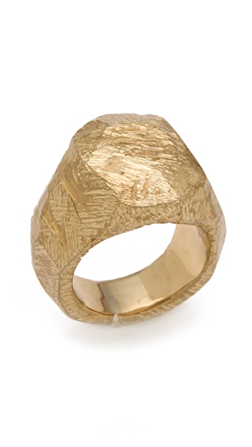 Maison Margiela Signet Rock Ring
