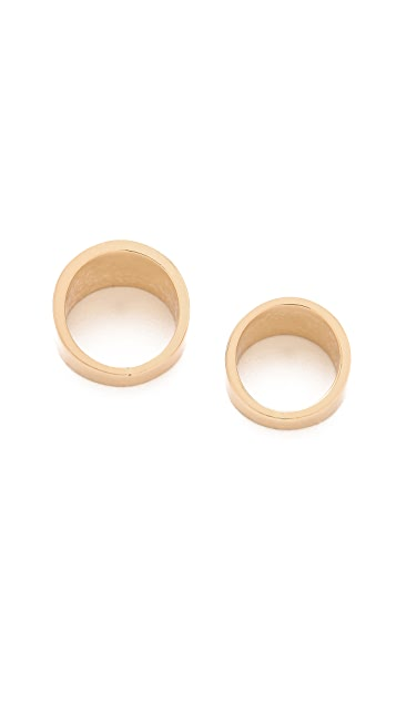Maison Margiela Two Ring Set