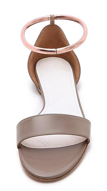 Maison Margiela Sandal with Metal Ring