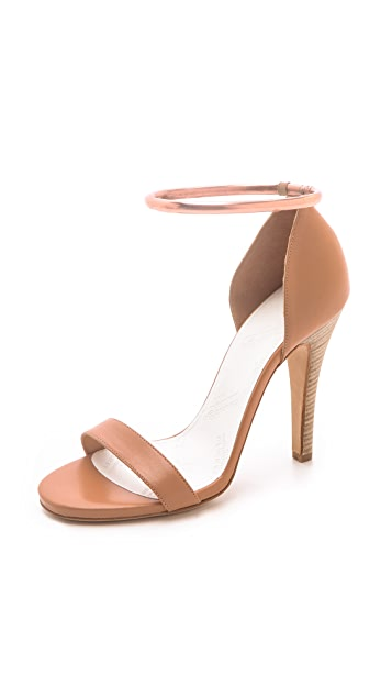 Maison Margiela Ankle Ring Sandals