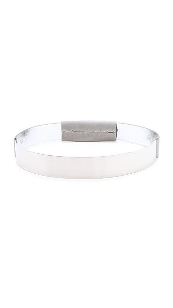Maison Margiela Medium Leather Belt