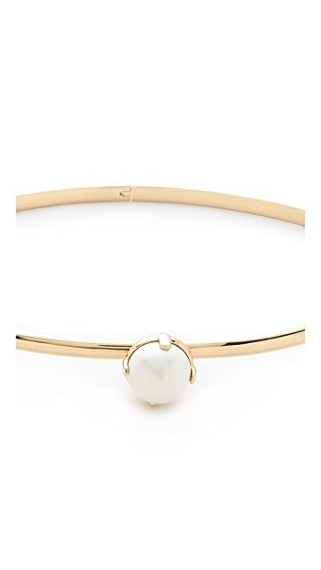 Maison Margiela Belt with Pearlized Orb
