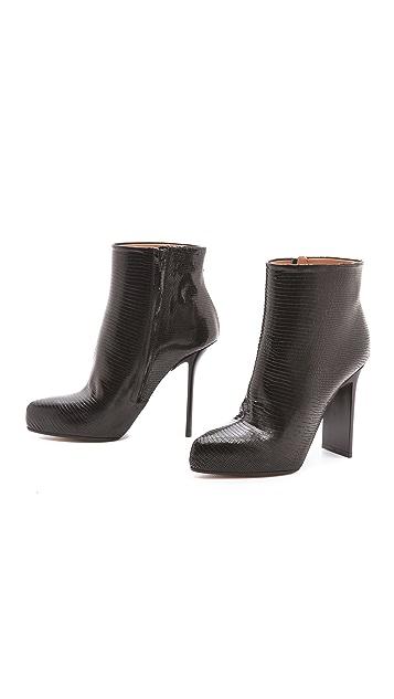 Maison Margiela Heel Stamped Booties