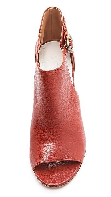 Maison Margiela Peep Toe Sandals