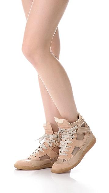 Maison Margiela Cutout Sneakers
