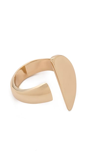 Maison Margiela Side Cut Ring
