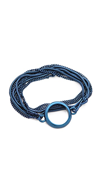 Maison Margiela Multi Chain Bracelet