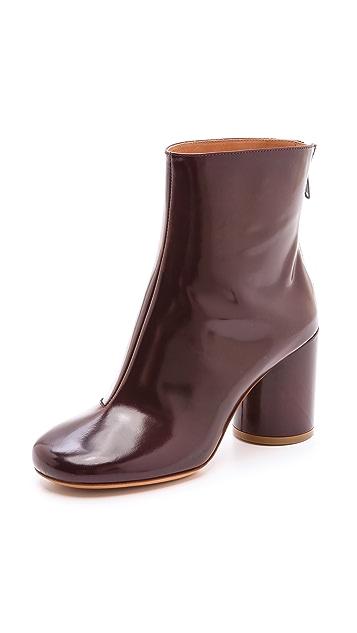 Maison Margiela Round Heel Booties
