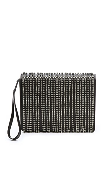 Maison Margiela Clutch with Crystals