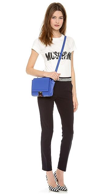 Maison Margiela Leather Cross Body Bag