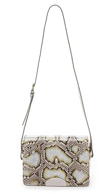 Maison Margiela Python Shoulder Bag