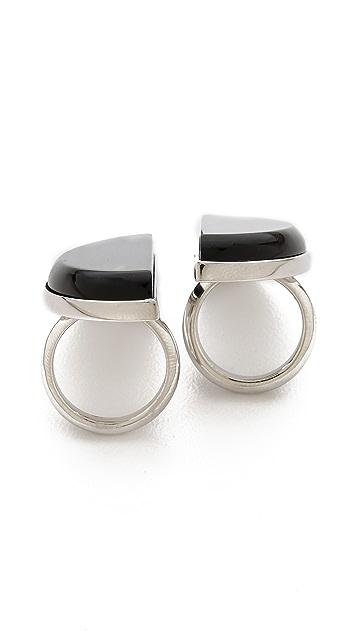 Maison Margiela Double Finger Ring