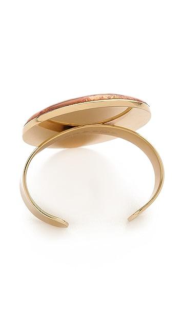 Maison Margiela Rust Effect Bracelet