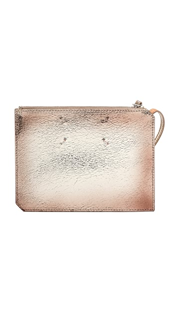 Maison Margiela Leather Clutch