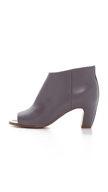 Maison Margiela Leather Booties
