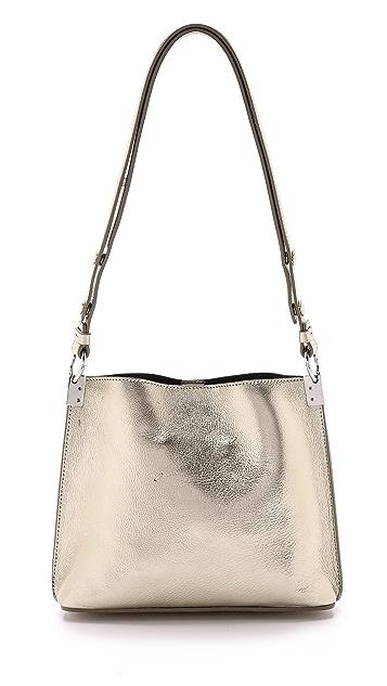 Maison Margiela Leather Bucket Bag