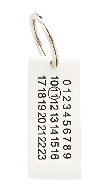 Maison Martin Margiela Margiela Tag Key Holder ViVPF