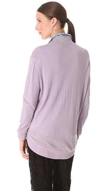 Markus Lupfer Lip Sequin Sweater