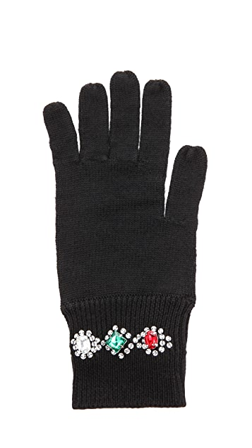 Markus Lupfer Jewel Bracelet Gloves
