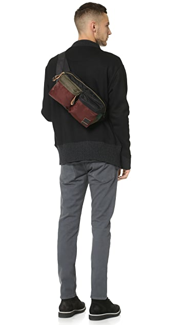 Marni Porter x Marni Bandolier Shoulder Bag