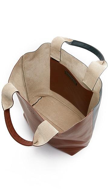 Marni Leather Tote