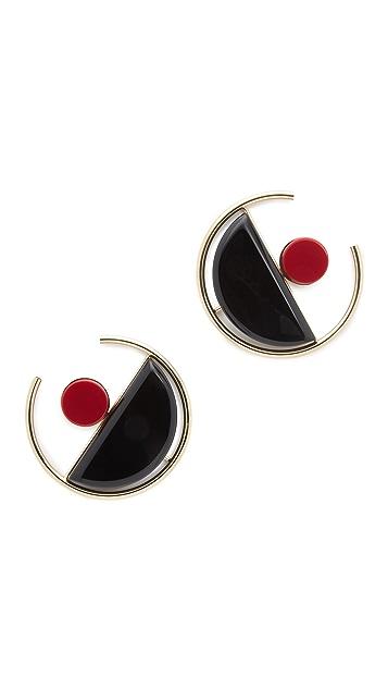 Marni Resin Earrings