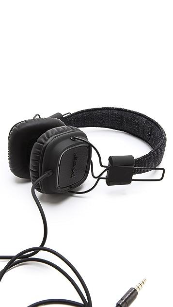 Marshall Marshall Major Pitch Headphones