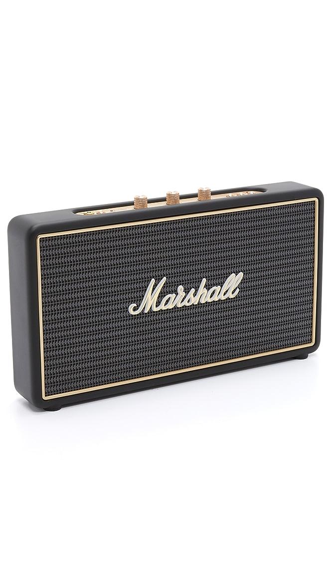 Marshall Stockwell Portable Bluetooth Speaker | EAST DANE