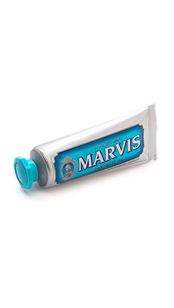 Marvis Aquatic Mint Travel Size Toothpaste