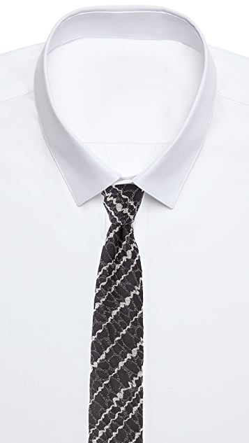 Marwood Chalkline Necktie