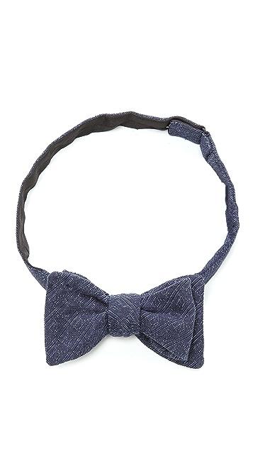 Marwood Tramlines Bow Tie