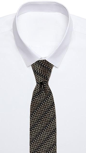 Marwood Kolo Zigzag Necktie