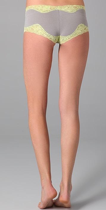 Mary Green A Week Of Undies Boy Shorts