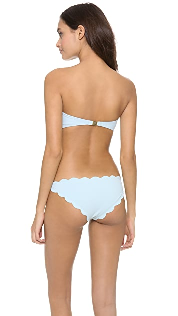 Marysia Swim Antibes Bandeau Bikini Top