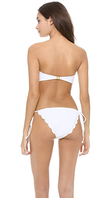 Marysia Swim Greenwich Bikini Top