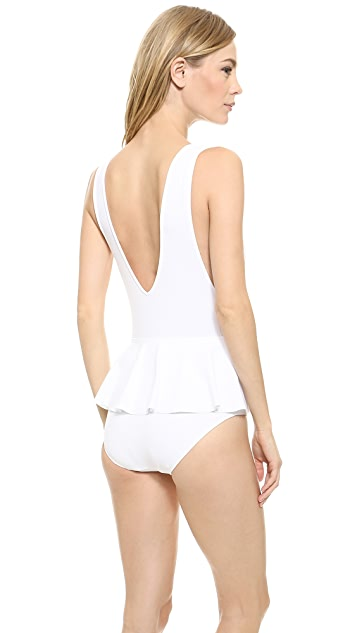 Marysia Gramercy Skirted Maillot