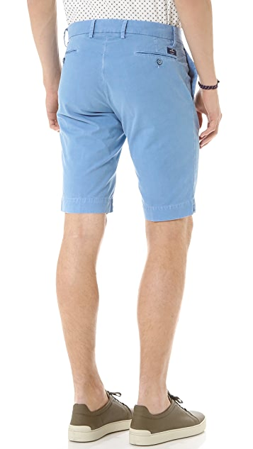Mason's New York Poplin Shorts