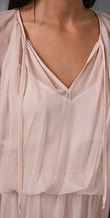 Michelle Mason Raglan Dress