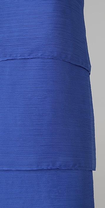 Michelle Mason Three Tier Dress