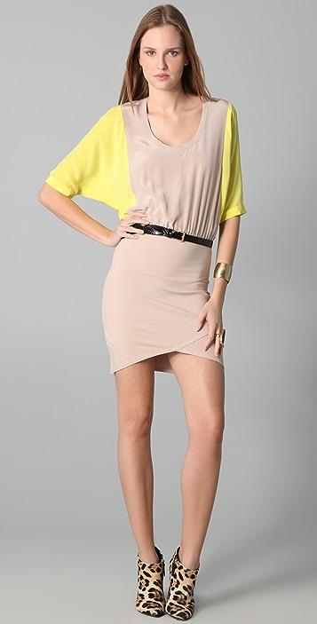 Michelle Mason Dolman Sleeve Dress