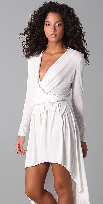 Michelle Mason Wrap Dress
