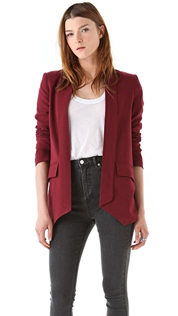 Michelle Mason Shawl Collar Jacket