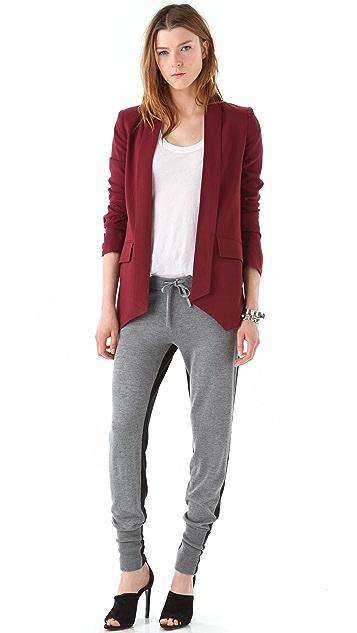 Michelle Mason Two Tone Pants