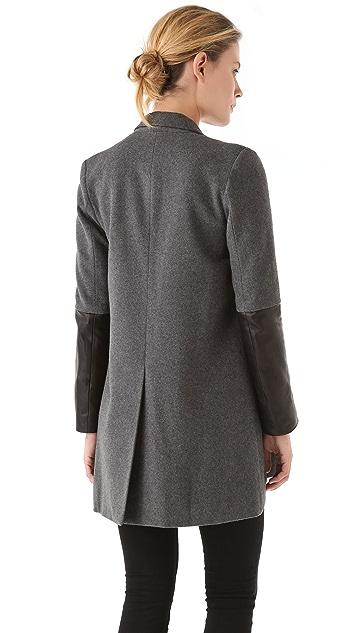 Michelle Mason Oversized Car Coat