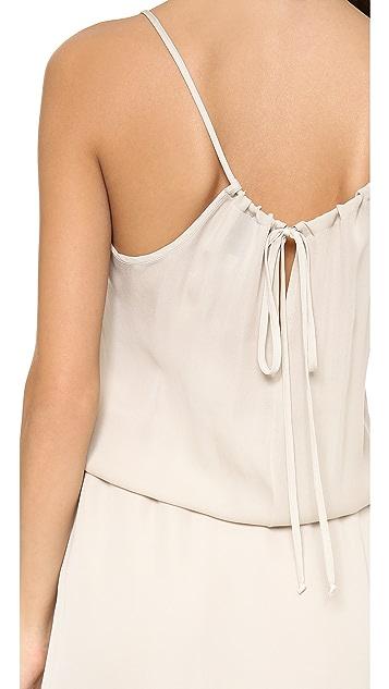 Michelle Mason Cami Lace Dress