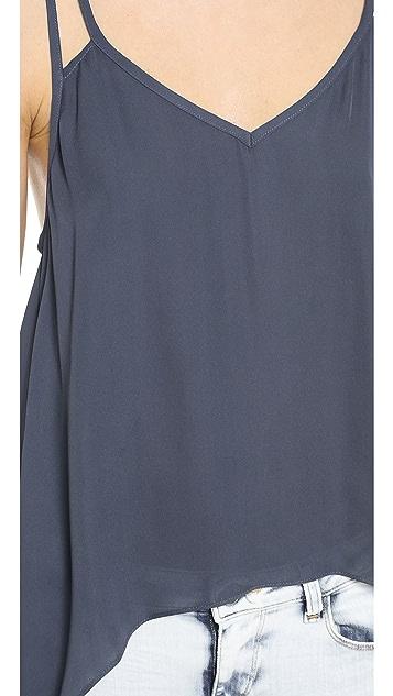 Michelle Mason Double Strap Camisole