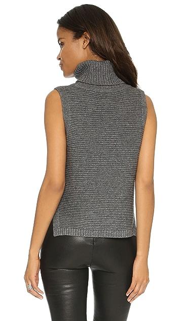 Michelle Mason Turtleneck Sweater Tank