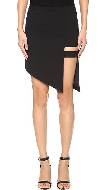 free shipping sale footlocker finishline sale online Michelle Mason Leather Caged Sandals pre order discount release dates websites cheap online DLU3M