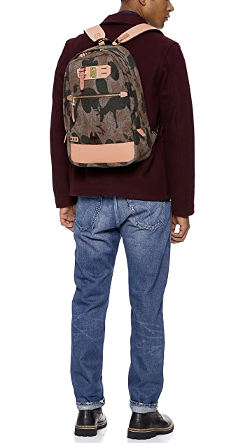 Master-Piece Master-Piece x Nowartt 7 Backpack